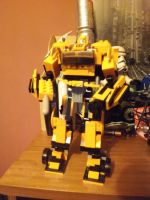 KRE-O BumbleBee by Manipulate-It