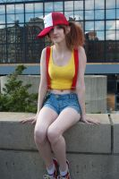 Misty Cosplay by CoffeeVulture