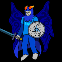HS: Kadall's God Tier, the Knight of Breath by GG3095