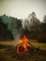 Arcane Fires by LAPoetry-n-Photo