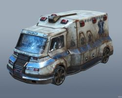 AMBULANCE [BULLETSTORM] by Goreface13