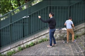 The small paper plane by SUDOR