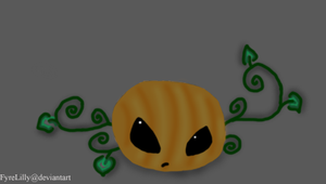 Punkin Pumpkin PSP 09 Aug by FyreLilly
