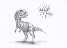 T rex by andropov97