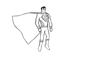 Day 19-Superman 2 by Dan21Almeida95