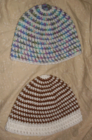 My Stripped Hats by tabby25
