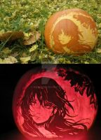My first Pumpkin by MonaYuki