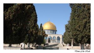 Dome of the Rock by bx