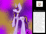 Wild Scratch: Bio by DJSoundwave01