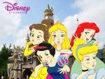 Disney Princess Funny Faces by Anime-Ray