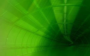 Green Tunnel 2 by Chico47