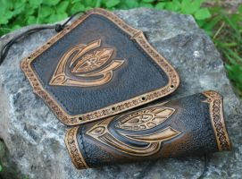 Bracer #1 by Sharpener