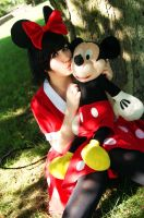 Minnie Mouse :: 01 by Deathly-Sora