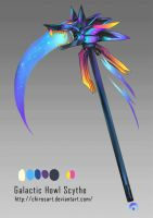 [Sold]Scythe Adopt Fixed Price by chirosart