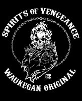 Spirits of Vengeance by ninjaink