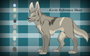 Kevin Reference Sheet 2013 by MorningAfterWolf
