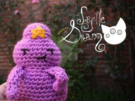 Lumpy space princess by fayettedream