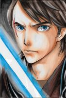 Anakin Skywalker by Ashirogi28