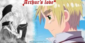 +Gift for Kaizoku-no-Yume + Arthurs' love by GueparddeFeu