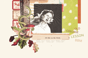 COLLAGE DESIGN NEW by b3rryfruit