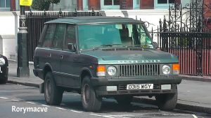 1986 Range Rover Classic by The-Transport-Guild