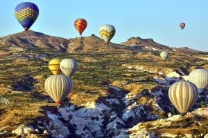 Balloons over Cappadocia 5 by CitizenFresh
