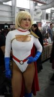 NYCC 2013: Powergirl version 2! by Kitedot