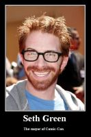 Seth Green by Waldo-xp
