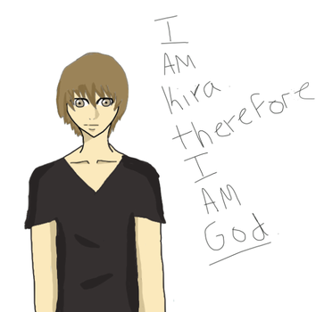 Light Yagami by Undertakerx3
