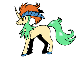shiny keldeo by mechanicalmasochist