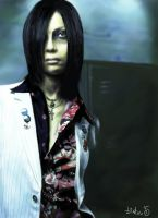 Dir en grey - Toshiya by bideru