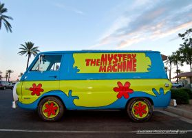 Them Meddling Kids by Swanee3