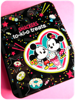 Disney Lip Smackers Tokio Treats Tin Box by ladyriven