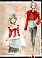Fashion Project 2 of 4 by Dandelionswish