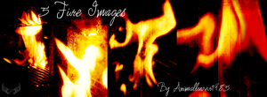 Fire:Flame Pack by Animalluver1985