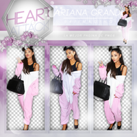 +Photopack png de Ariana Grande. by MarEditions1