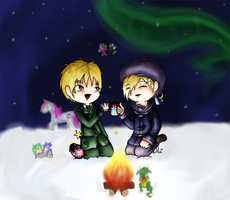 APH- We believe in fairies by Katta2