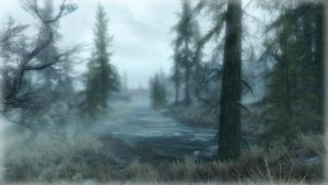 The Hjaalmarch Swamp by Solace-Grace