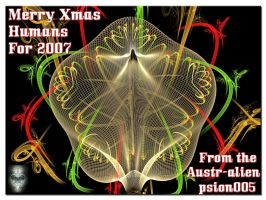 Merry Xmas 2007 by psion005