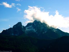 Mount Watzmann by KaanaMoonshadow