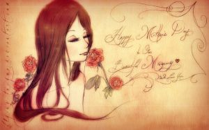 . : Our Beautiful Mother : . by flying-to-you