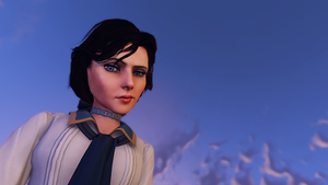 BioShock Infinite - Elizabeth is skeptical. by Nylah22