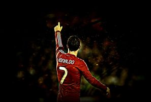 CRISTIANO RONALDO by CollageSoccer