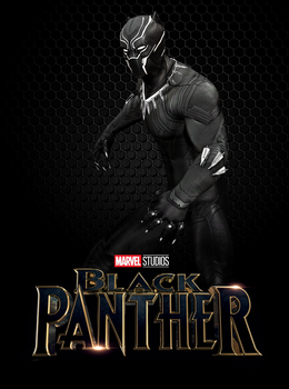 Black Panther - Poster by omegaserpent