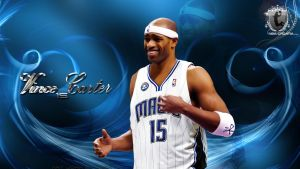 Vince Carter by Cuca24