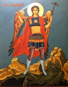 St. Michael the Archangel by ArstyRev