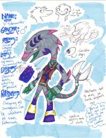 V' Starsurfer Ref for CP by Rustyscout