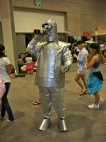Bender at Comic-Con by OneRadicalDude