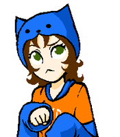 4Chords Nepeta Sprite by Thornfoot-Warrior