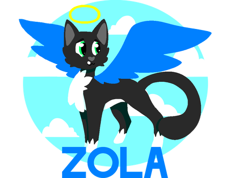 Zola by Angeli-cats